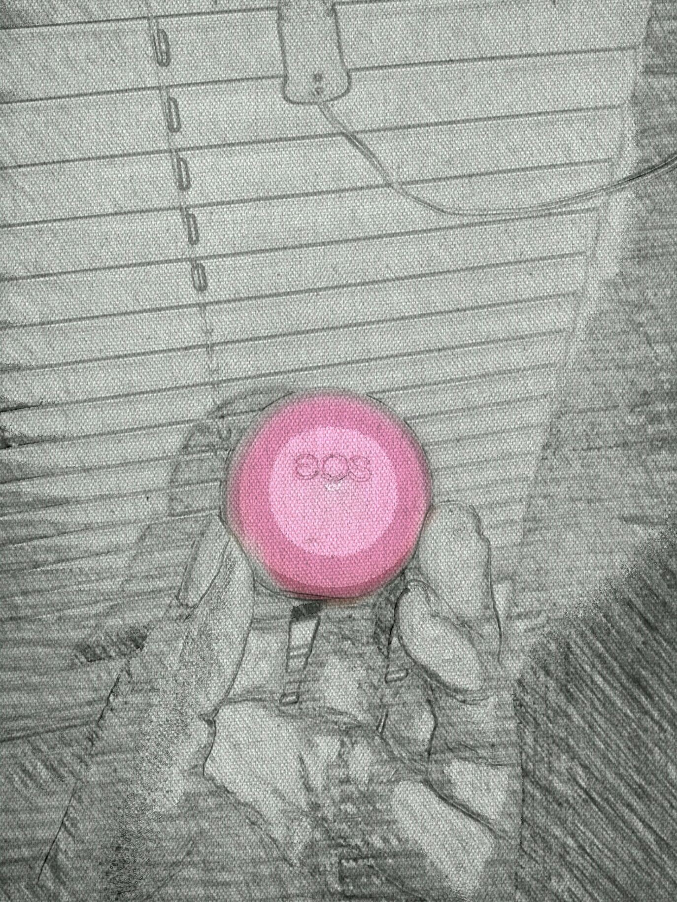 My new chap stick and its working