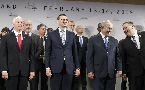 Polish PM cancels Israel visit amid new Holocaust tensions