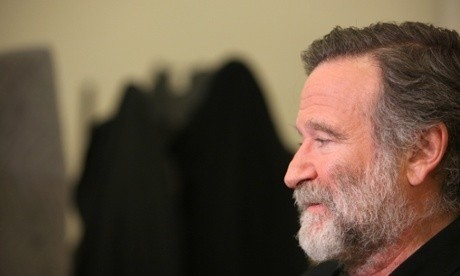Russell Brand: Robin Williams' divine madness will no longer disrupt the sadness of the world