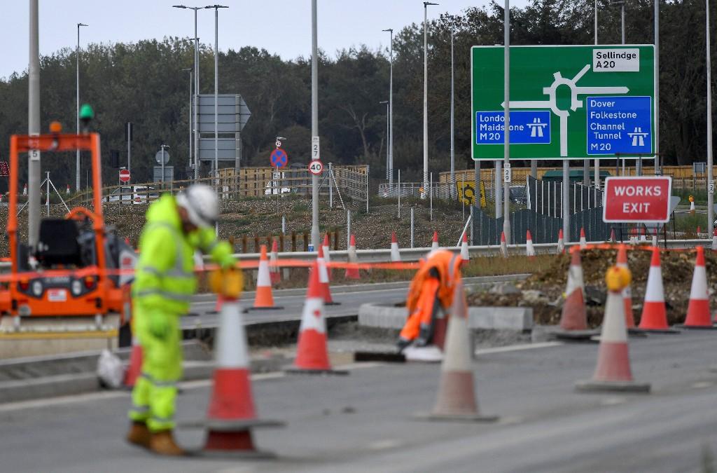 Brexit: Les douanes françaises s'inquiètent du manque de préparation des entreprises