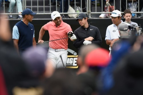 McIlroy backs Woods to give all as Presidents Cup captain