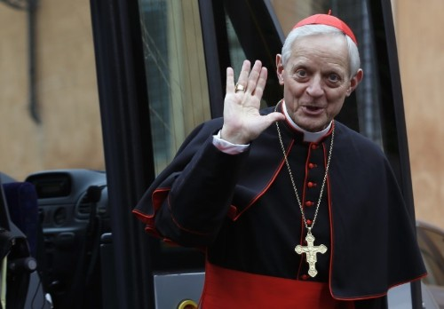 Second cardinal withdraws from Ireland congress amid abuse scandals