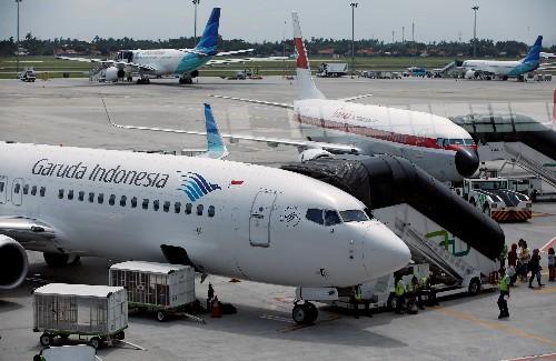 Garuda scraps inflight photo ban amid online uproar