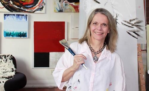 Spotlight: Artist & Children's Book Author Michelle de Villiers