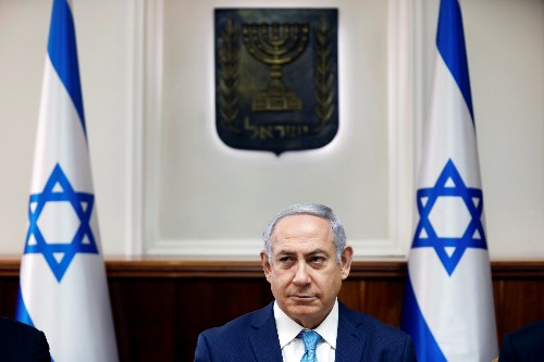 Israel's Netanyahu says discussing settlement annexation with U.S.
