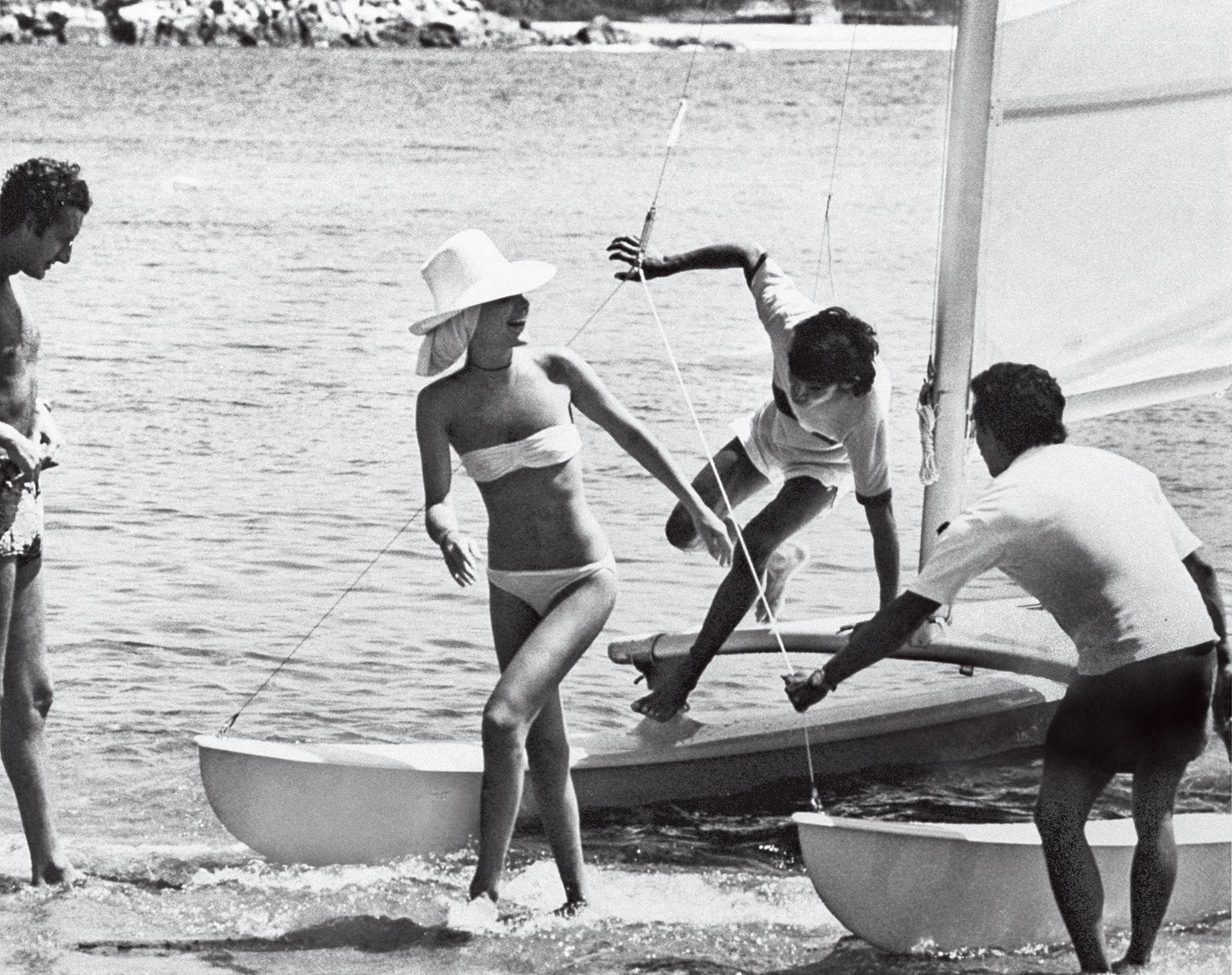 Truman Capote Rendezvous and Shoots in Brazil—Life as a Vogue Assistant in the '70s
