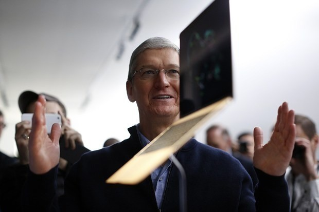 Tim Cook warns of 'dire consequences' for UK privacy
