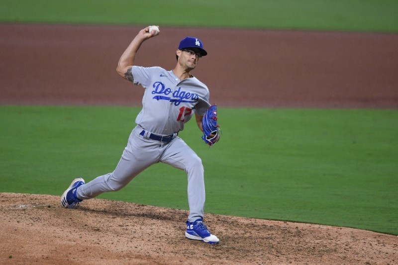 Dodgers pitcher Kelly has suspension reduced to five games