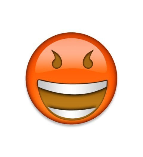 Emojis are blowing up in poperlaridy and thay are very popular thay are used every day and there's a app to make them thay started as a little iPhone app for your keyboard