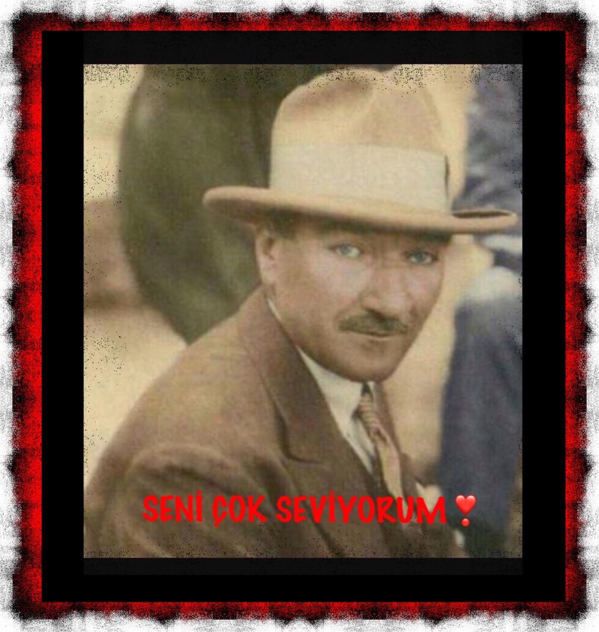 💓 Mustafa Kemal ATATÜRK ❣️ - cover