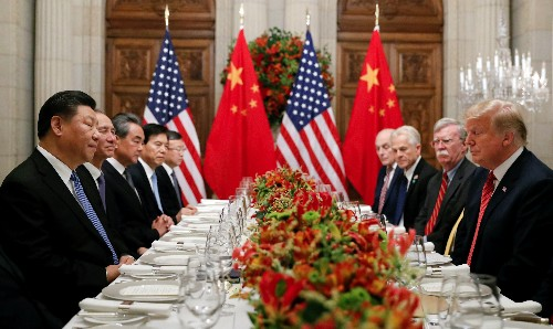 Trump looks to 'maintain his engagement' in meeting with China's Xi at G20