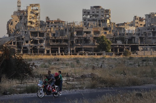 Syrian woman in wheelchair tells UN disabled are invisible