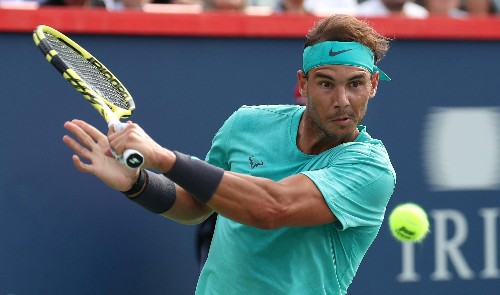 Nadal fit and ready for hardcourt challenge at U.S. Open