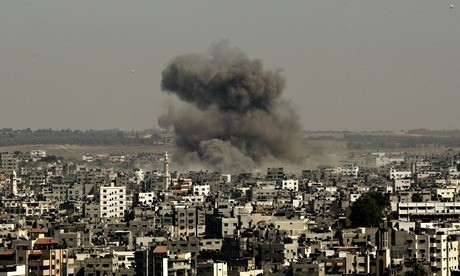 Gaza ceasefire: Israel and Palestinians agree to halt weeks of fighting