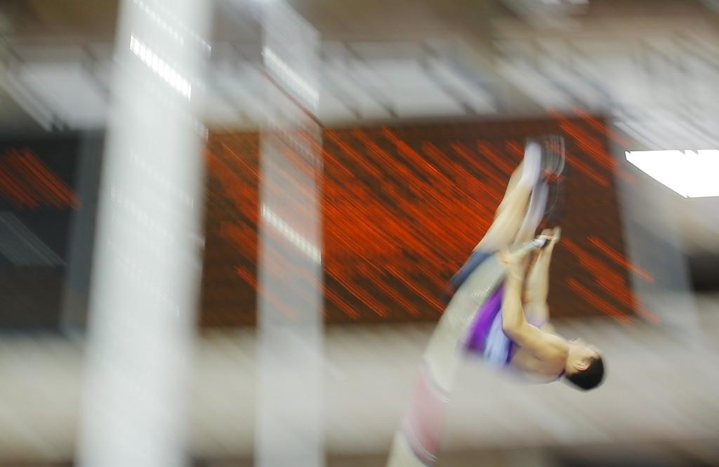 Athletics: Russian junior pole vaulter pins hopes on Belarus for international career