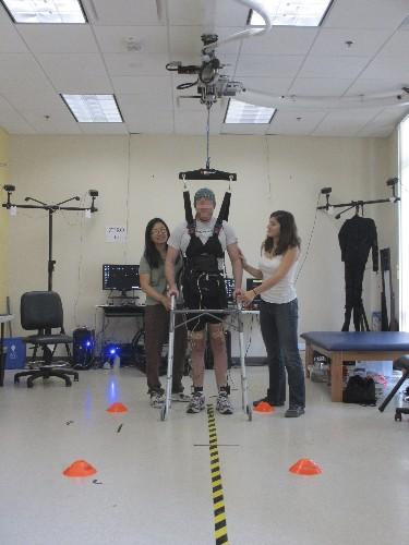Brain-computer link enables paralyzed California man to walk