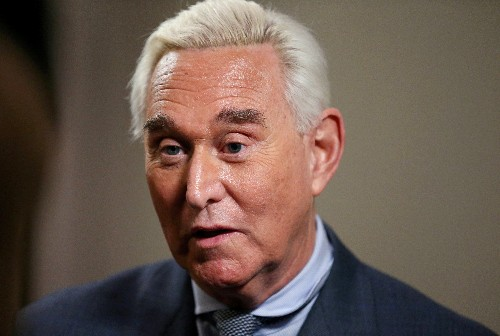 Judge tightens gag order on ex-Trump adviser Stone, warning he could be sent to jail