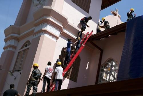 'International network' involved in Sri Lanka bombings: cabinet spokesman
