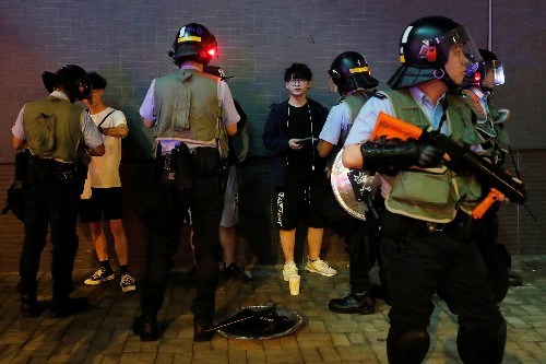 Hong Kong leader pulls extradition bill, but too little too late, say some