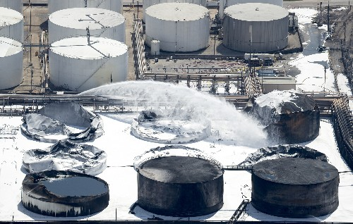 Residents fret about chemical plant fire, despite assurances