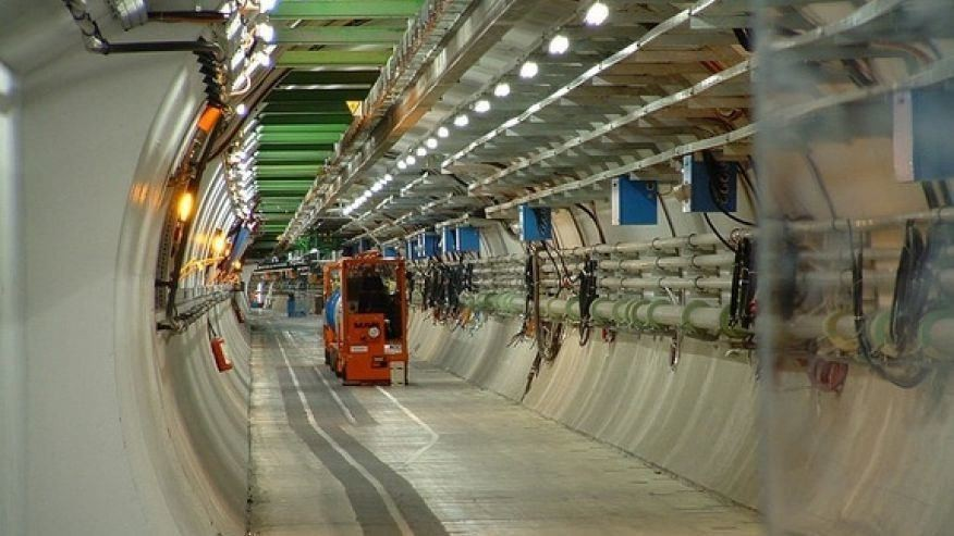 New exotic particle could help explain what holds matter together