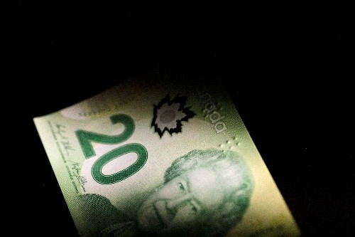 Canadian dollar falls amid escalated tensions, markets await Fed conference