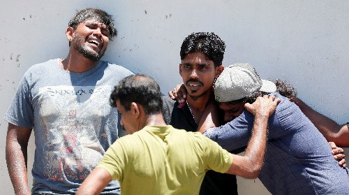 Factbox: Reaction to Sri Lanka attacks