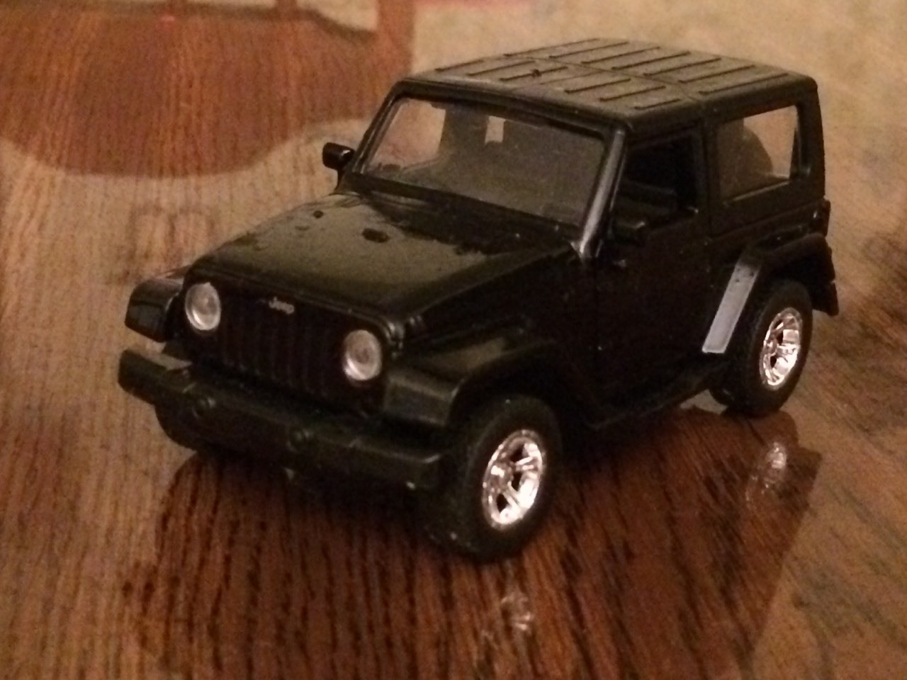Some companies or most companies have started making toy jeeps anyways A lot of kids that are into like the army or cars should like jeeps