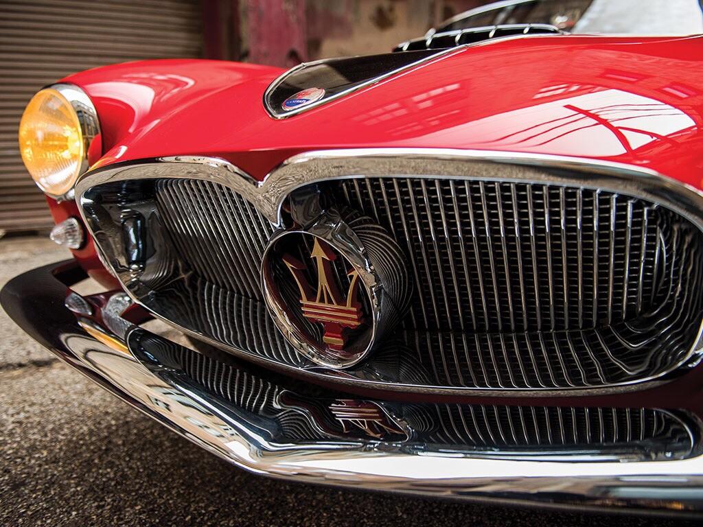 1956 Maserati A6G/54 Coupé Series III