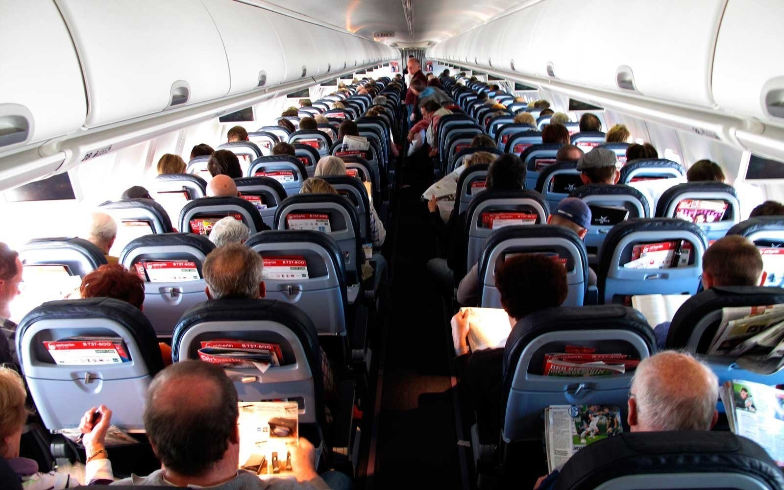 Here's What to Do If You Get Anxious About Turbulence