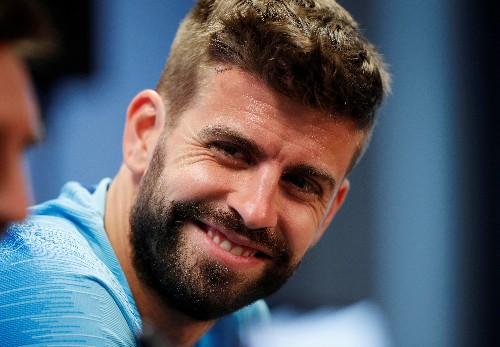 Pique wants Davis Cup players to have 'week of their lives'