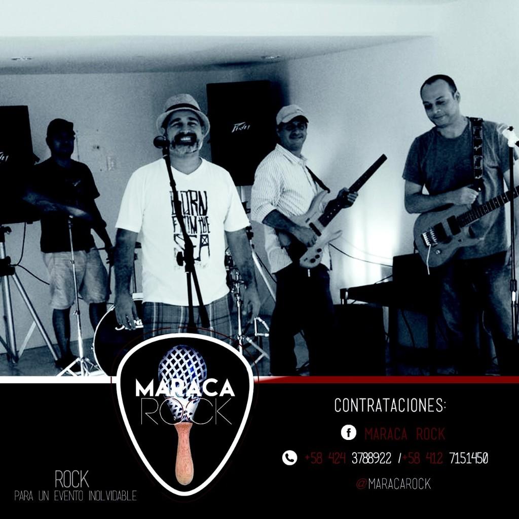 @MaracaRock - cover