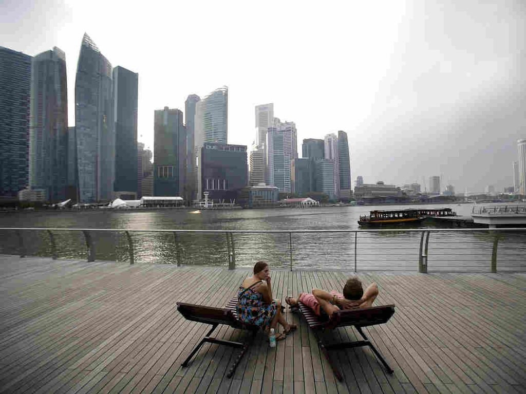 How Singapore Became One Of The Richest Places On Earth