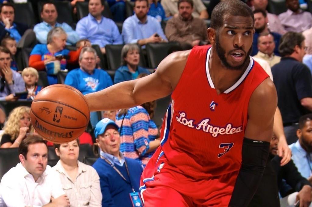 Wednesday NBA Roundup: Chris Paul Rains on Russell Westbrook's MVP Parade.