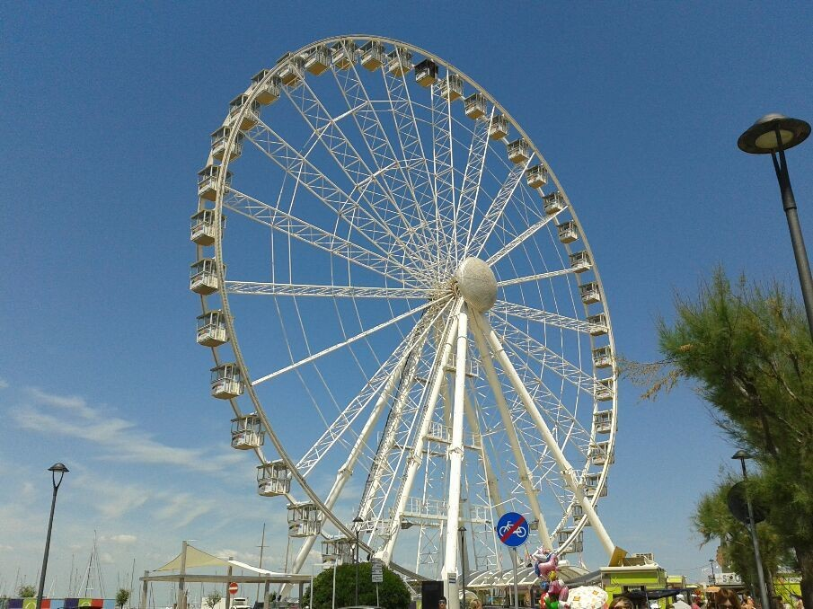 Rimini's Ferris wheel :-D