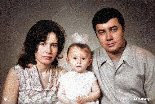 My Family Семья - cover