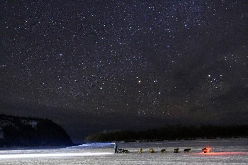 Frenchman maintains lead in Alaska's Iditarod