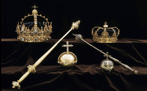Swede gets 4 ½ years in prison for royal jewels heist