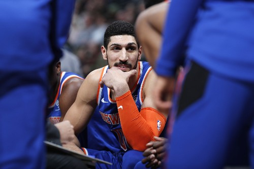 Report: Turkey seeks warrant for NBA player Enes Kanter