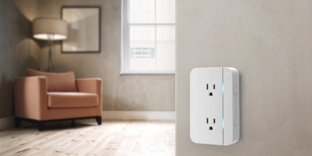 ConnectSense Smart Outlet lets Siri control two HomeKit Wi-Fi wall sockets, USB charge iPads