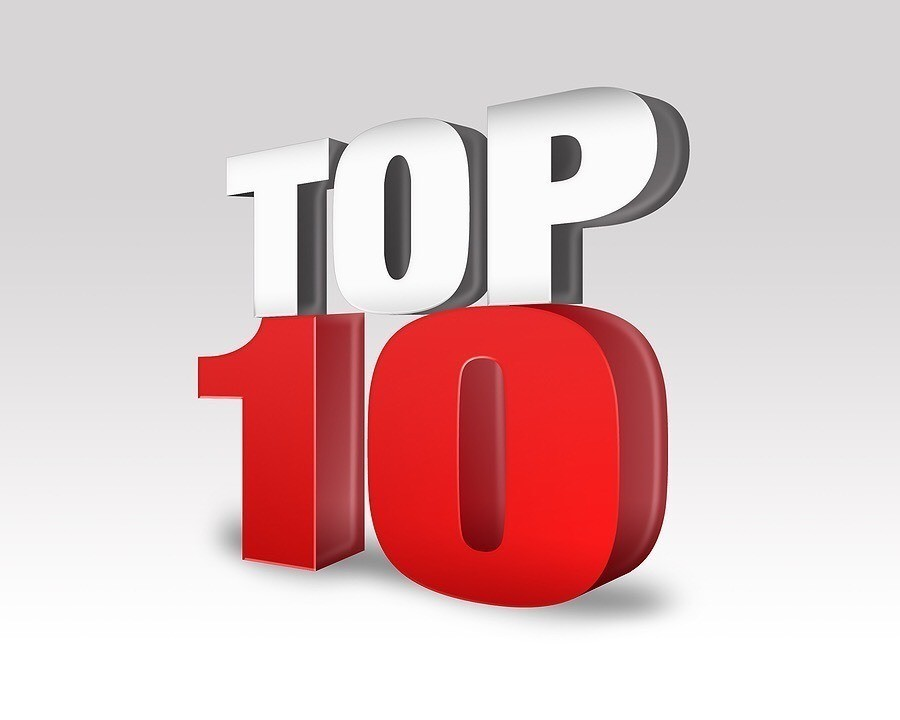 Top 10 Things cover image