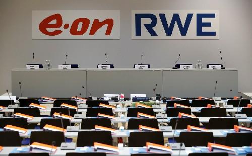 RWE liefert in Großbritannien Ökostrom an E.ON