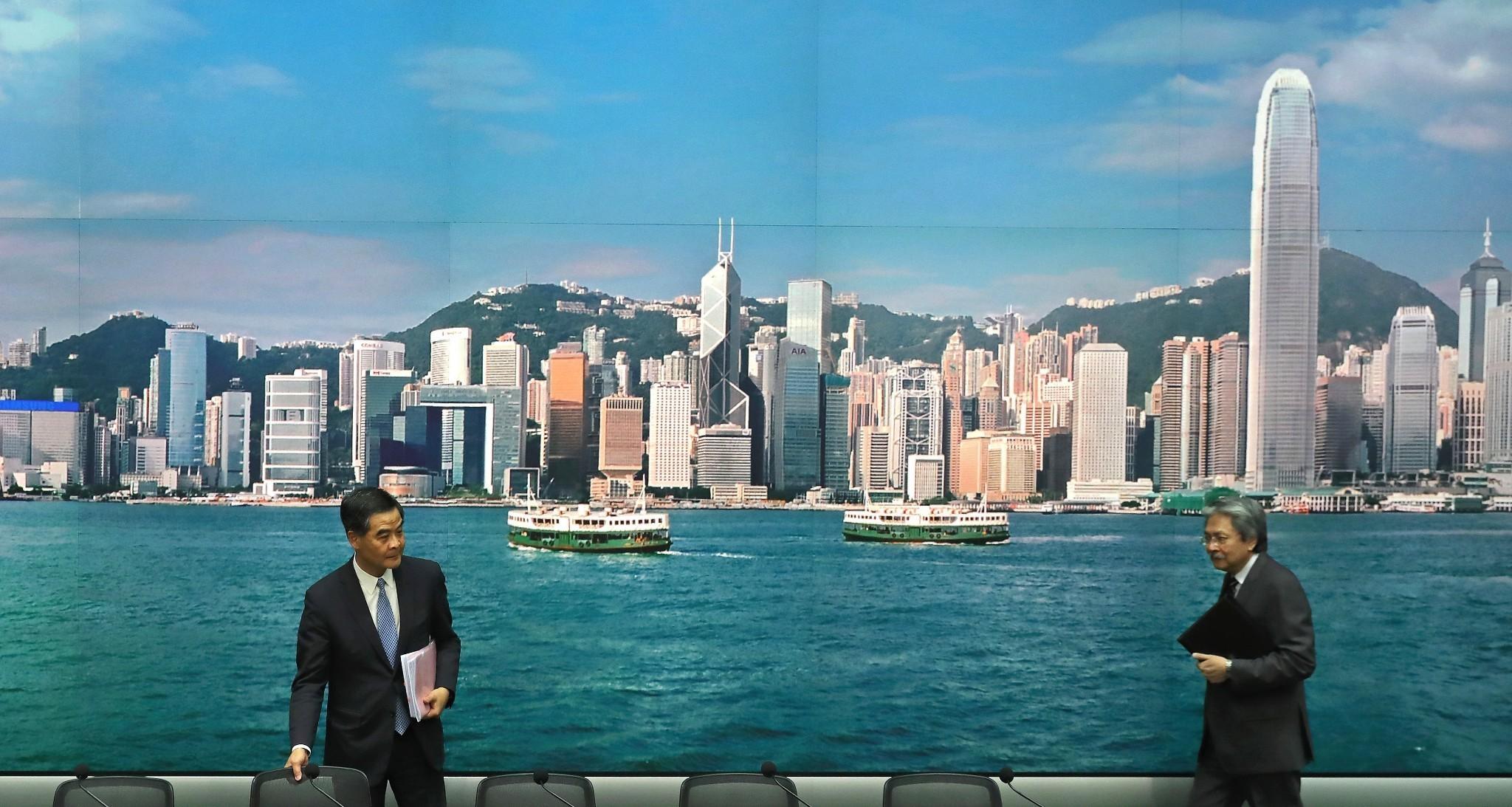 Hong Kong Wrestles With An Identity Crisis