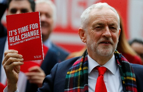 Labour unveils 'radical' plan to remake Britain