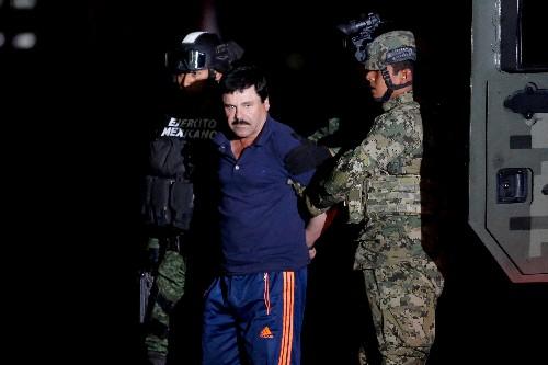 Ex-'El Chapo' lieutenant says he discussed killing cop as favor to mayor