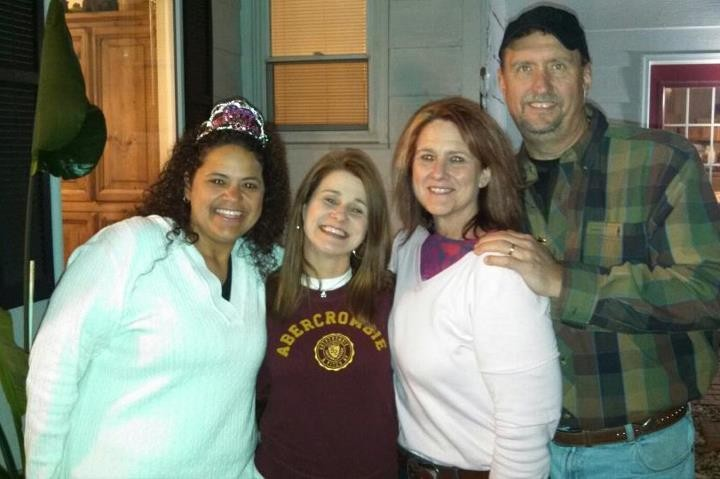 Mary, Fran, Kelly and Phil...