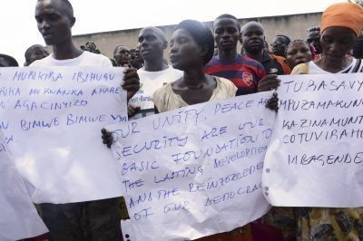 NGOs again beg UN Security Council to impose sanctions in Burundi for human rights abuses
