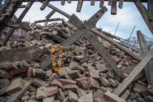 THE SELECTS: Shooting the Nepal Earthquake