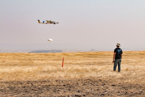 Alphabet partners with Chipotle to deliver burritos using drones