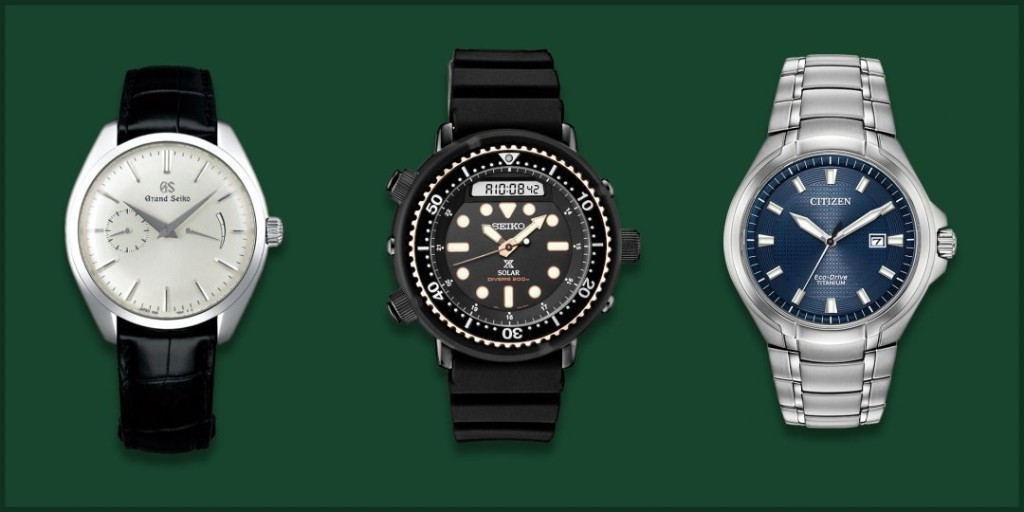 Expert Advice: What Watch to Buy and Why